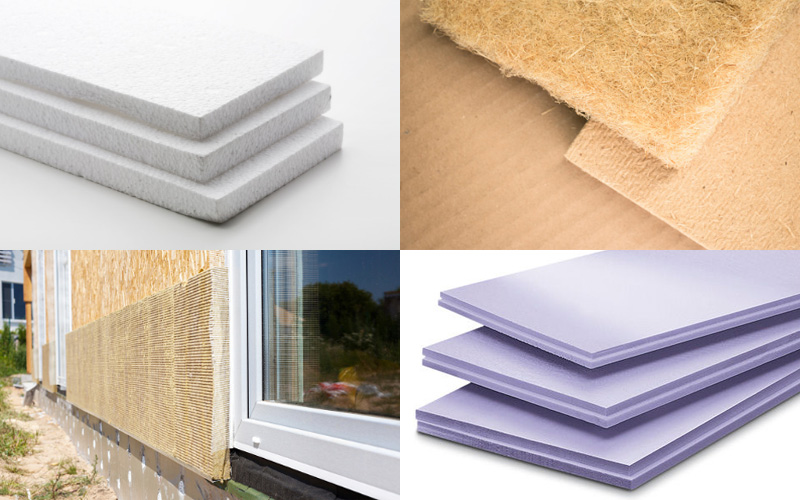 Sate aislamiento de fachadas casas pasivas madrid - Aislamiento termico para casas ...